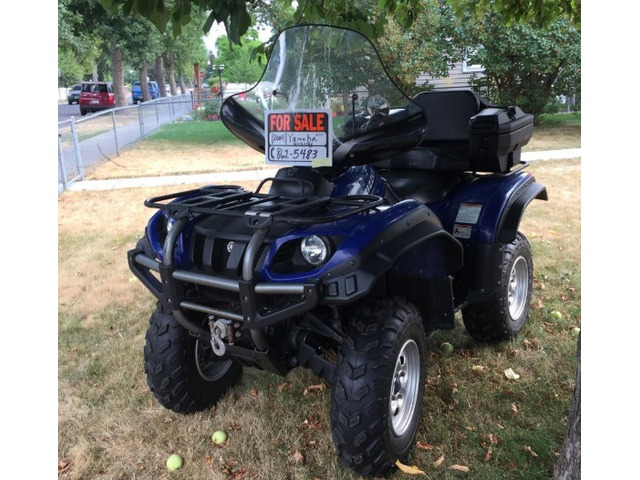 2004 yamaha grizzly 660 manual