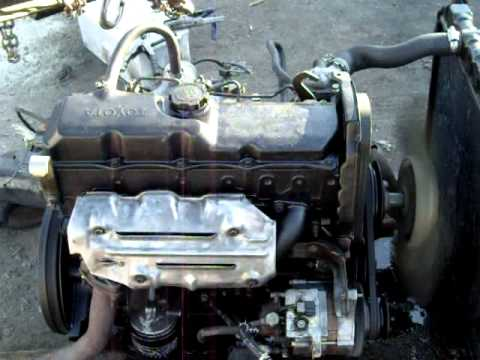 toyota 1n turbo diesel engine repair manual