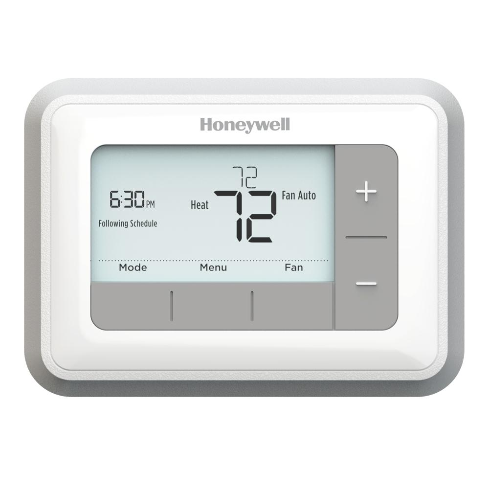 Honeywell programmable 7 day thermostat manual