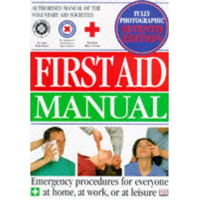 st johns first aid manual
