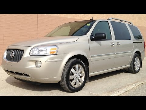 2006 buick terraza cxl owners manual