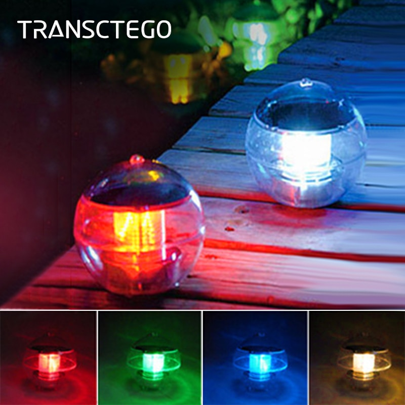 color changing pool light manual