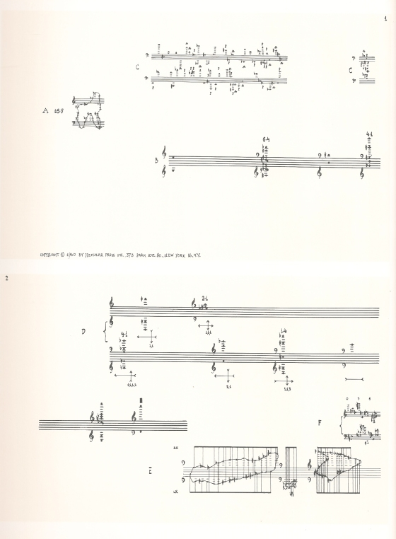 John cage concert for piano and orchestra score pdf