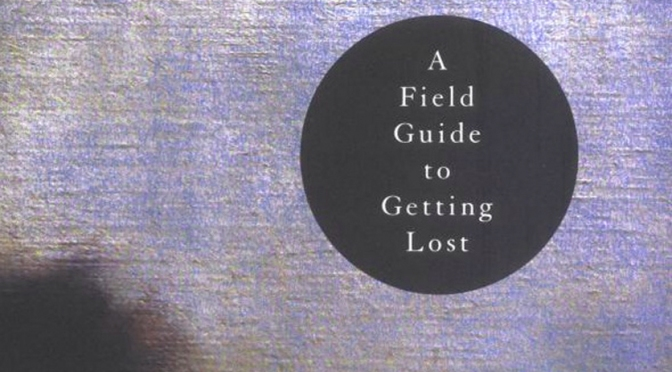 A field guide to getting lost online