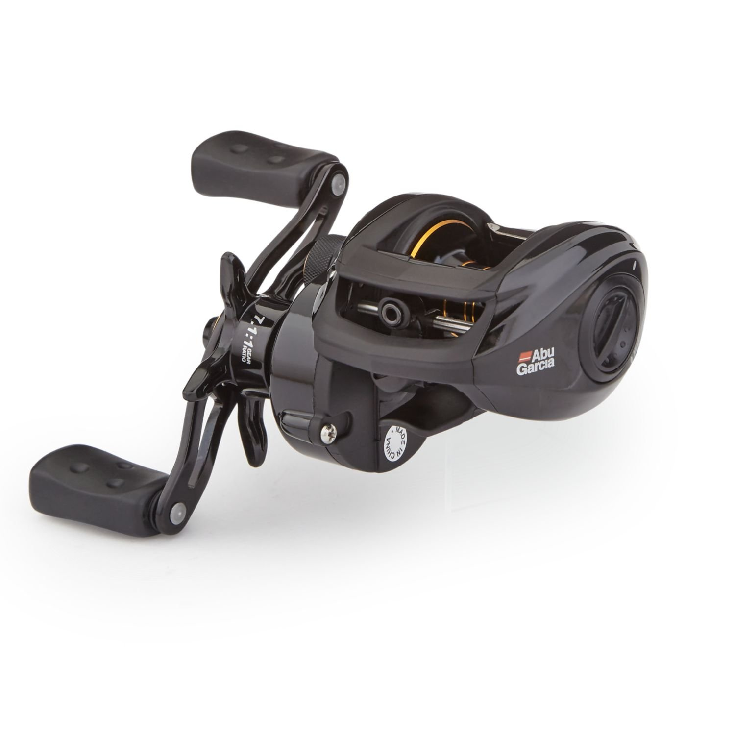 abu garcia black max reel manual