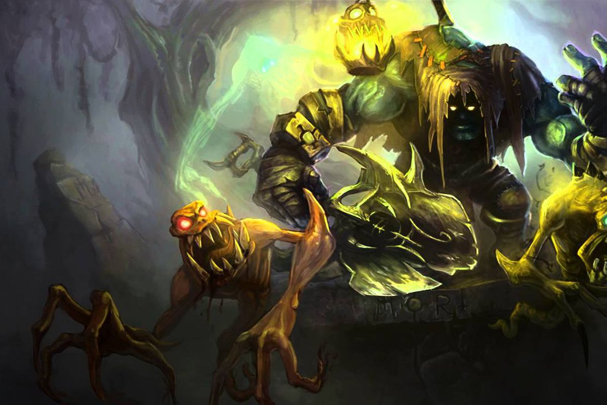 League of legends how to play yorick