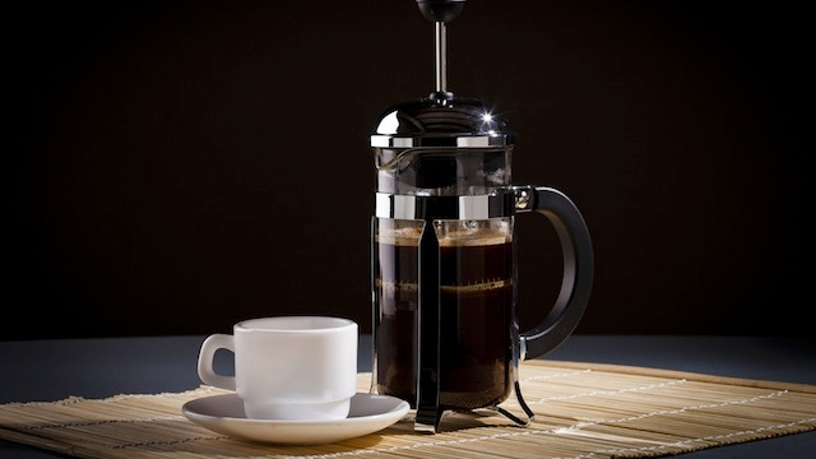 french press coffee pot instructions