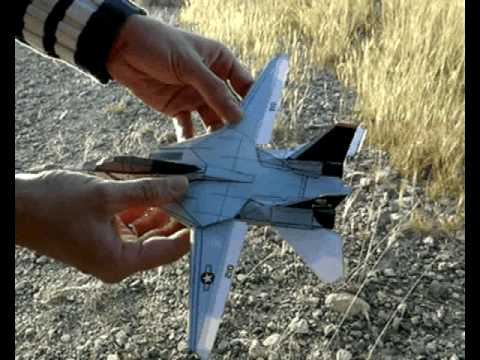 f 18 paper airplane instructions