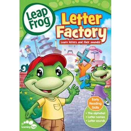 letter factory game instructions