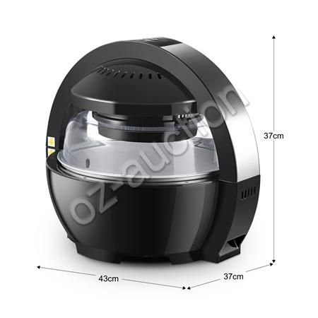 maxkon air fryer instructions
