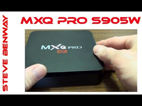 mxq 4k pro firmware download instructions
