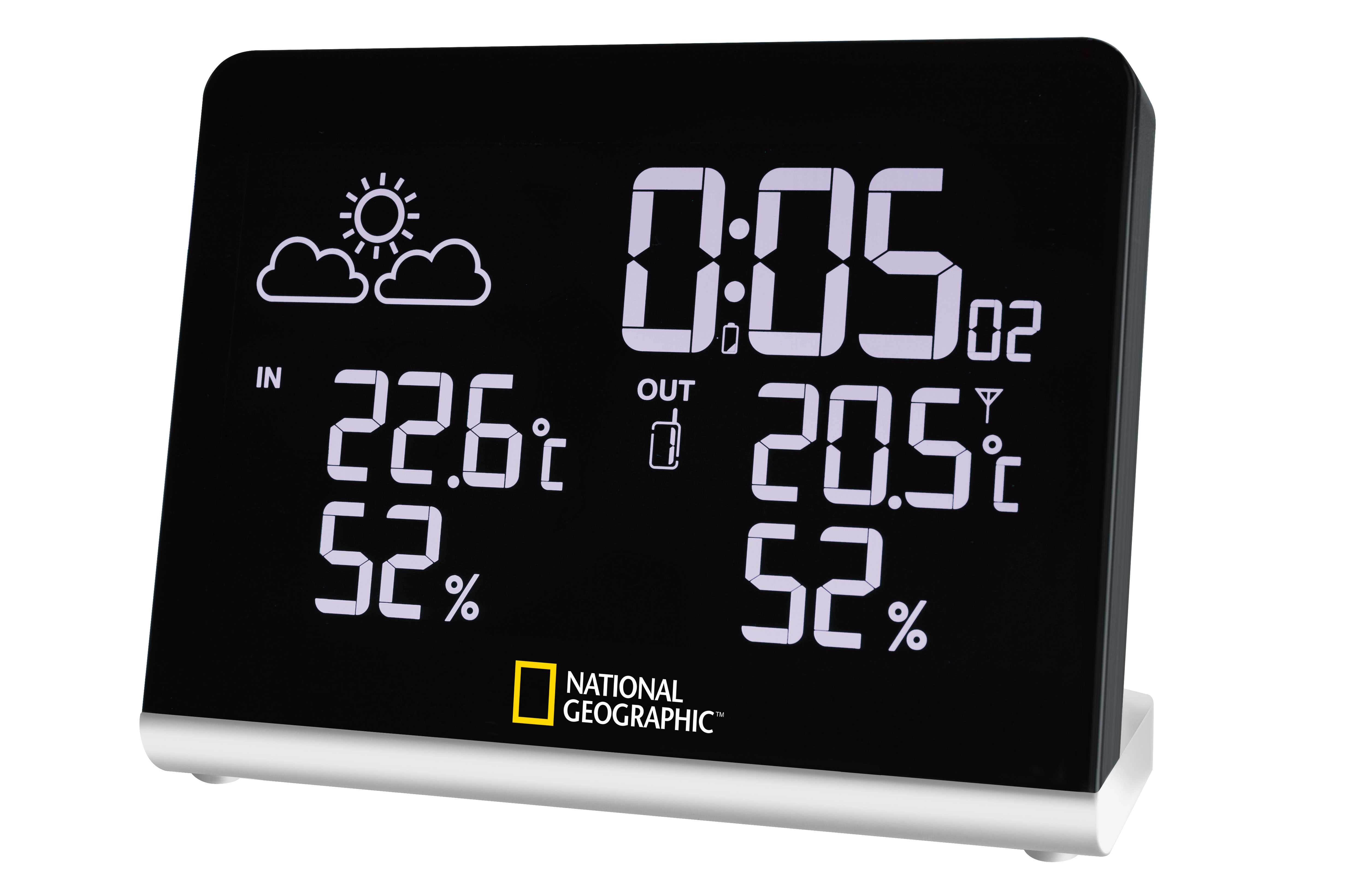 National geographic home weather station manual