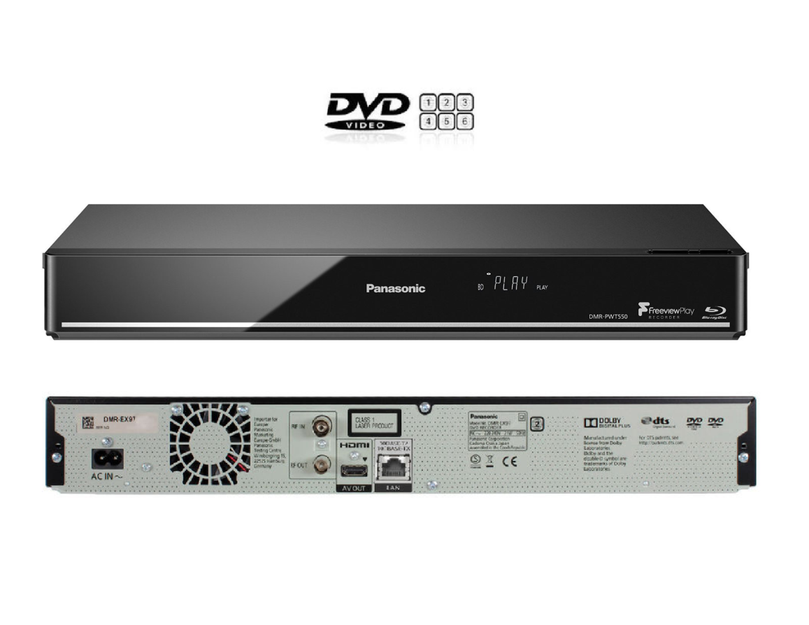 panasonic hard drive blu ray recorder manual