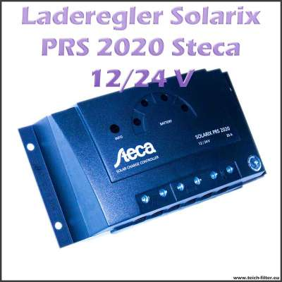steca solarix prs 2020 manual
