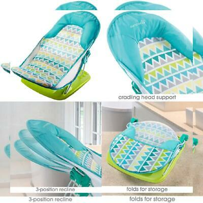 summer infant deluxe baby bather instructions