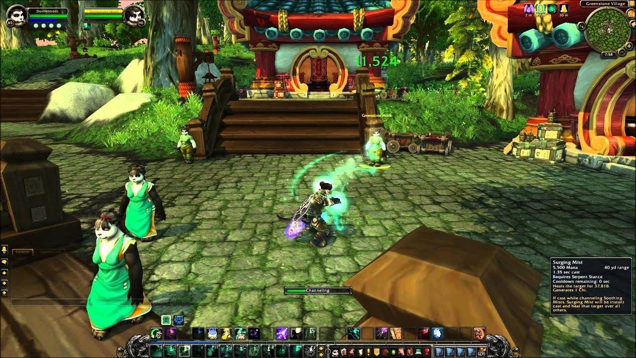 Wow gnome monk how to get to pandaria